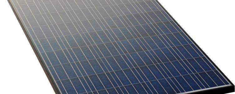 Was passiert wenn Sie auf ein Solarmodul treten?